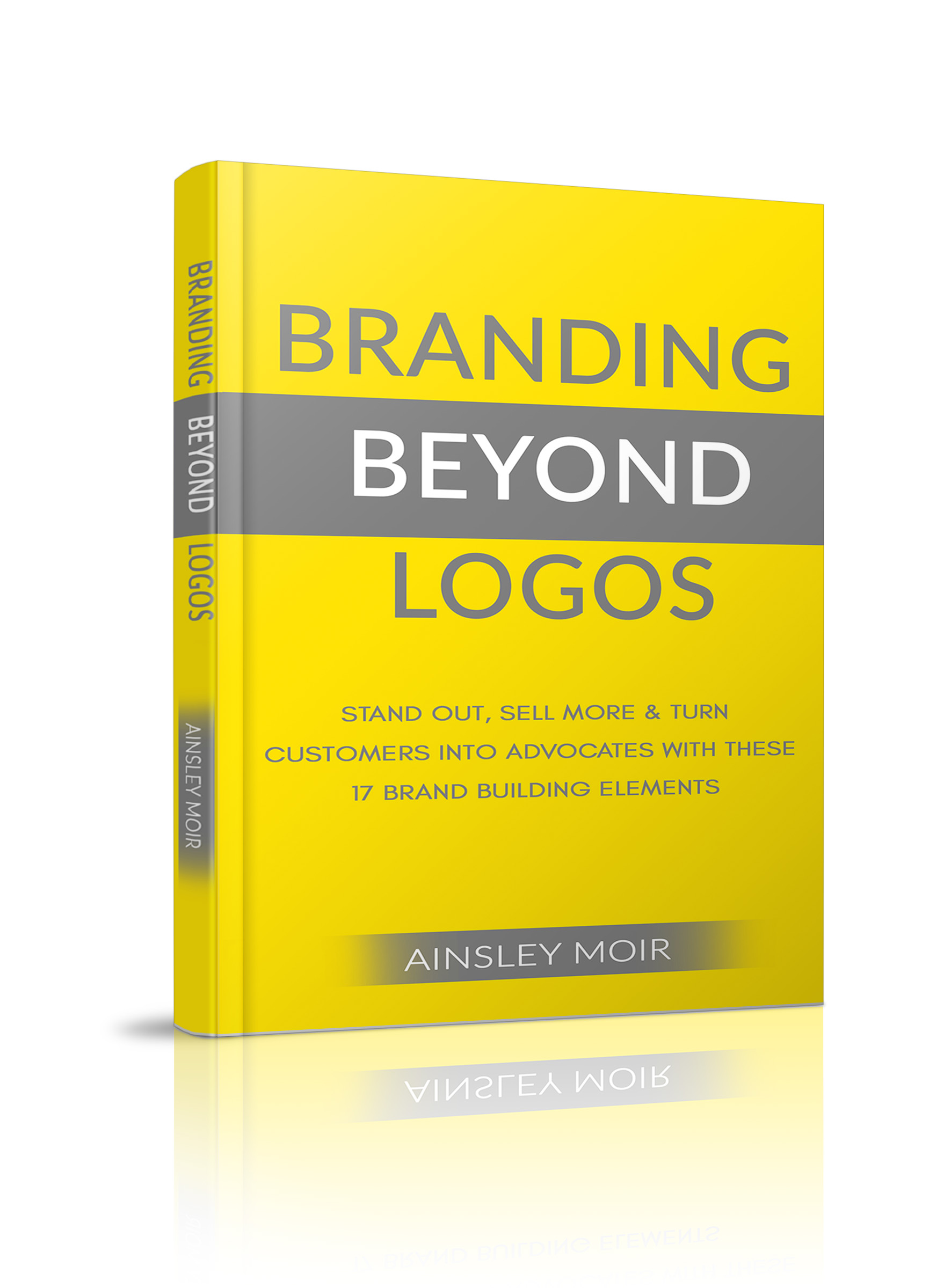 Author Ainsley Moir breaks down branding with Branding Beyond Logos